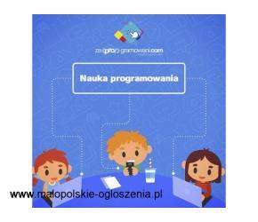 Kurs programowania dla młodzieży Tarnów