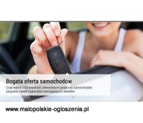 Tania i dobra wypożyczalnia samochodów z Mielca